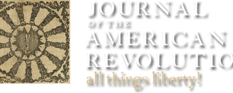 Journal of the American Revolution - All Things Liberty!