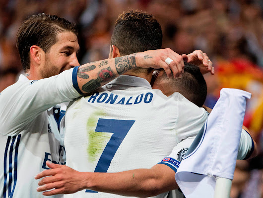 Cristiano Ronaldo and Real Madrid are finally getting the best out of each other - their win over Atletico proves this