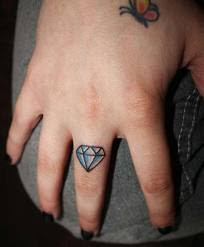 Ceker Cute Small Hand Tattoos