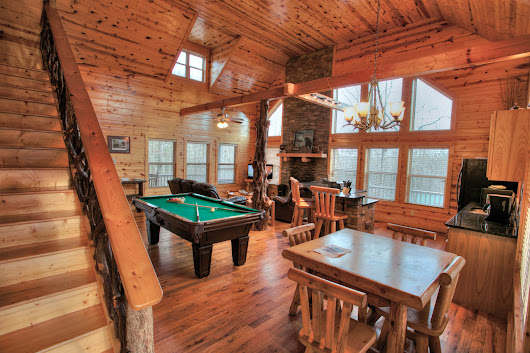 Family Cabin Rental | Bear Creek