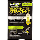 Rescue Yellow Jacket Trap Attractant, 4 Week Supply - 2 vials