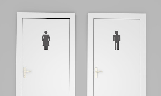 How Did Public Bathrooms Get to Be Separated By Sex in the First Place?