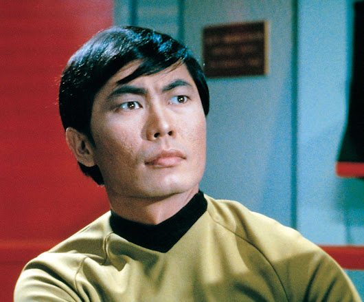 Geek out and get George Takei's autograph at Comicpalooza