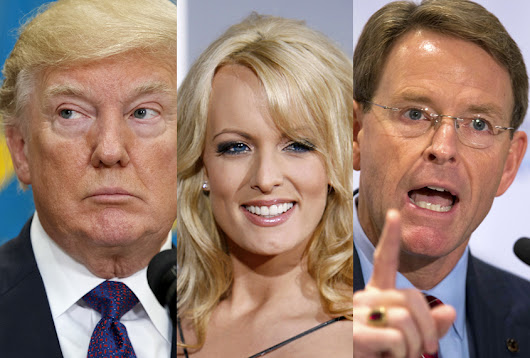 "Evangelical leaders give Trump a ""mulligan"" on Stormy Daniels"