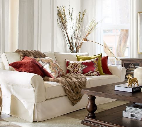 How to choose the best pillow shapes to enhance your decoration and make a room feel complete? -