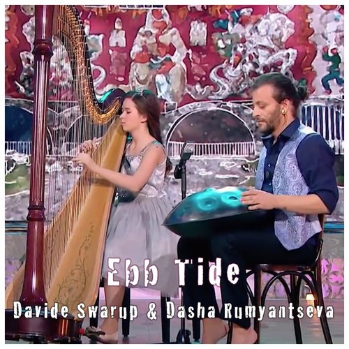 Ebb TIde - Harp and Handpan (SPB) by Davide Swarup