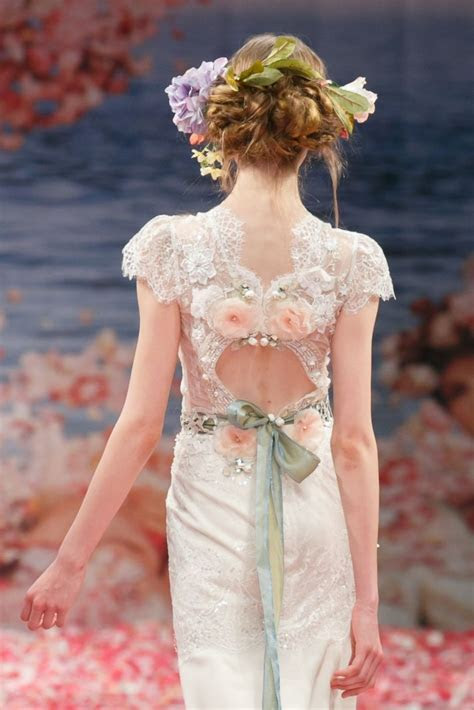 Claire Pettibone's New Wedding Dress Collection Is