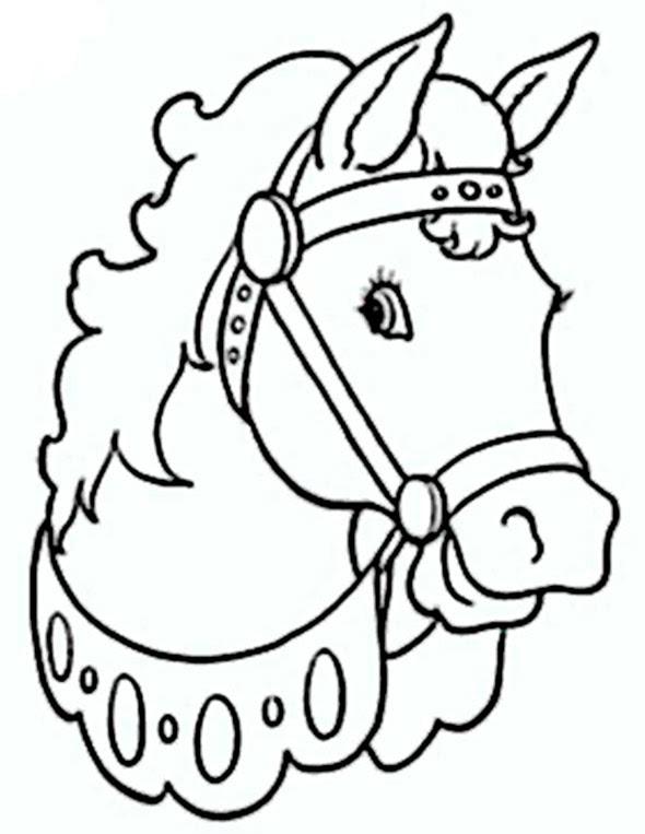 Ausmalbilder Pferde 7 Ausmalbilder Zum Ausdrucken