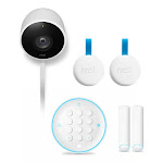 Nest Secure Alarm System & Nest Cam Outdoor Bundle