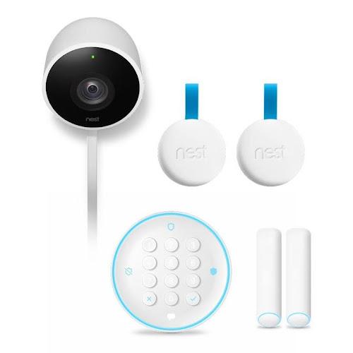 Nest Secure Alarm System & Nest Cam Outdoor Bundle