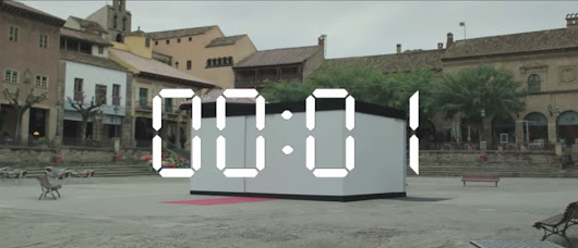 Let's take an extra second experiment by Coca Cola | Think Marketing
