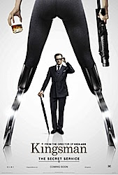 Kingsman - The Secret Service Poster