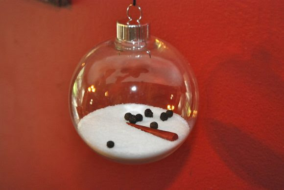 Crafts » Blog Archive » Make a Melted Snowman Christmas Ornament