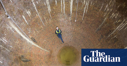 Chilling discovery: ice house found under London street | Science | The Guardian