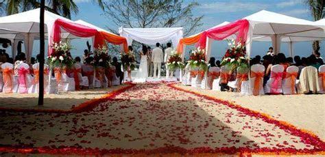 Best Beach Destination Wedding Venues in India