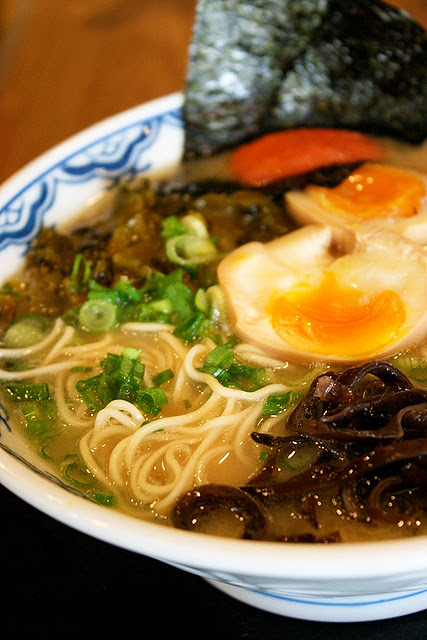 Moridakusen Ramen (All-in)