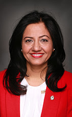 Photo - Sonia Sidhu - Click to open the Member of Parliament profile