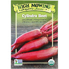 High Mowing Organic Seeds Organic Cylindra Beet Seeds 1 Packet