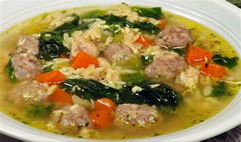 Italian Wedding Soup Recipe 2   Just A Pinch Recipes