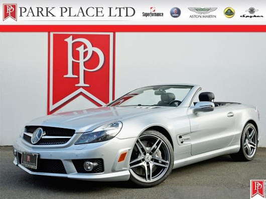 Mercedes-Benz SL-Class SL55 AMG For Sale | Global Autosports