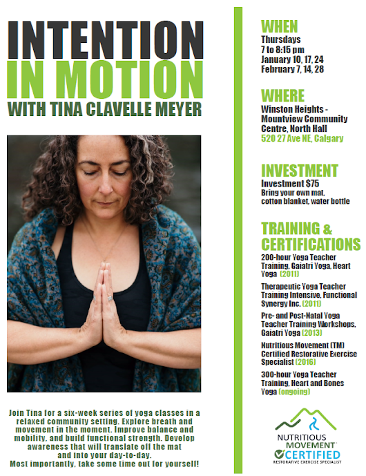 Evening Yoga Sign-Up | Winston Heights-Mountview Community Association