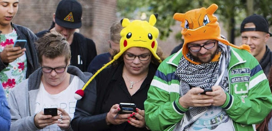 Pokémon Go Phenomenon: How advertisers and brands are getting involved