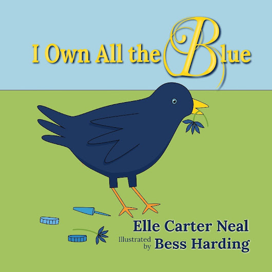 I Own All the Blue – Release Date Announced – Elle Carter Neal