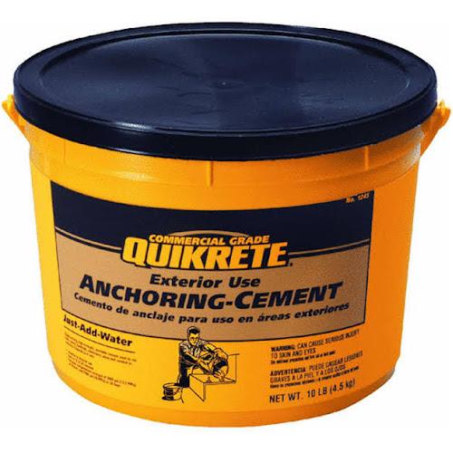 Google Express Quikrete Commercial Grade Anchoring Cement 10 Lb