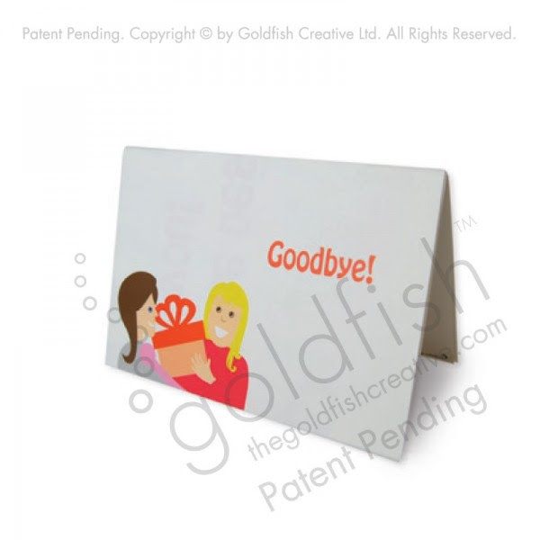 Wishing You All The Bestwe Will Miss You Goldfish Creative Limited