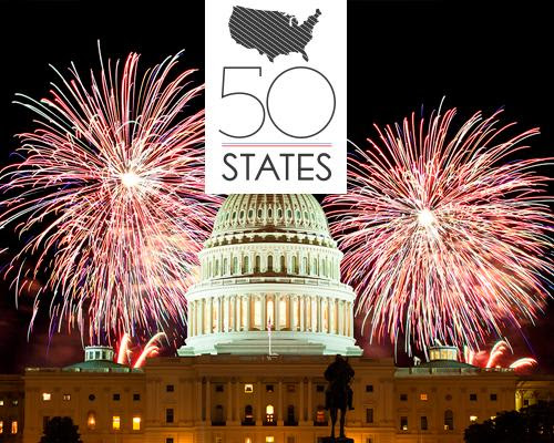 50 Fourth of July Celebrations (and Washington D.C., of Course)