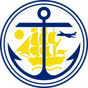 English: Municipal Seal of Anchorage, Alaska.