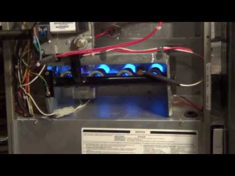 Furnace Cycling On and Off – Flame Sensor Cleaning – Furnace Troubleshooting