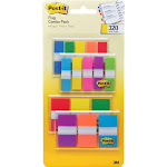 Post-it Flags - Flags - 320 sheets - assorted