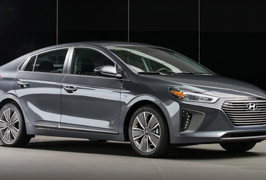 2017 Hyundai Ioniq: The Most Efficient Hybrid You Can Buy