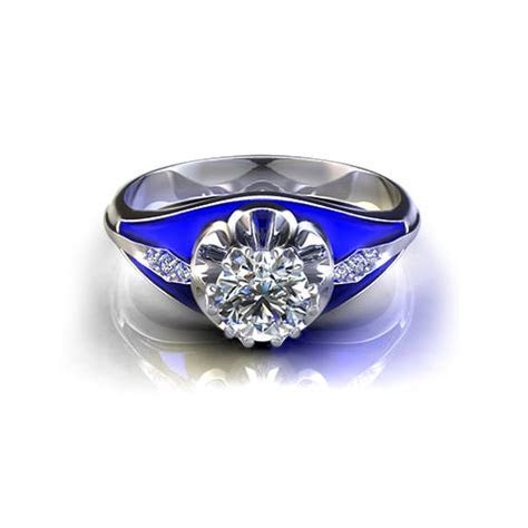 Unique Diamond Engagement Rings   Jewelry Designs