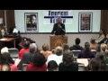 E Ethelbert Miller: Poet, Guest Speaker, for ABR