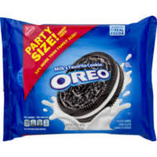 Oreo Chocolate Sandwich Cookies - 25.5oz