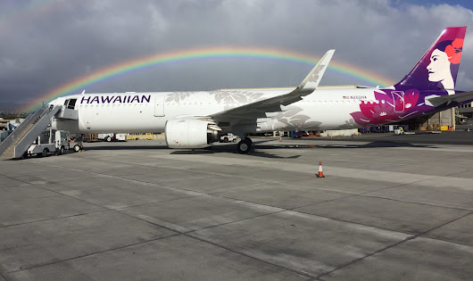 Hawaiian Airlines To Launch Nonstop Service From Honolulu to Boston | Miles Points More