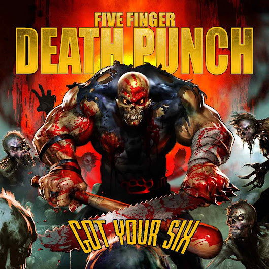 My Nemesis by Five Finger Death Punch