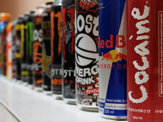 Energy Drinks | Do You Drink Them Daily?