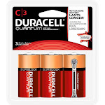 Duracell Quantum QU1400 Battery - C - Alkaline