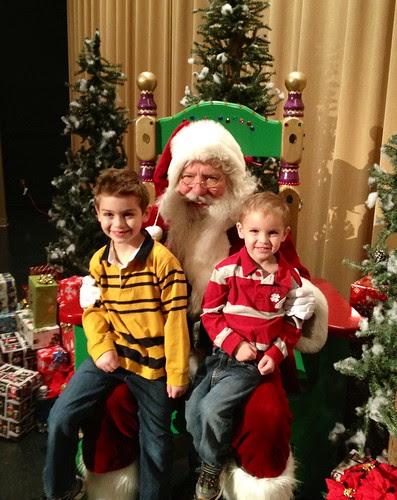 Visit with Santa at TRU