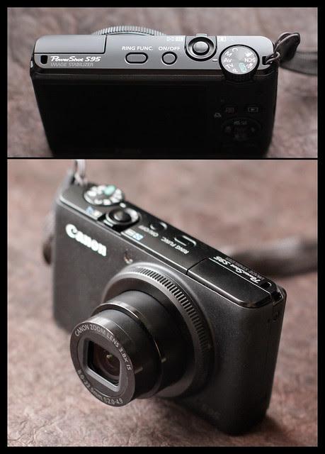 My new camera family - Canon S95