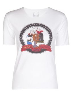 Lucien Pellat Finet Popeye Tee Shirt