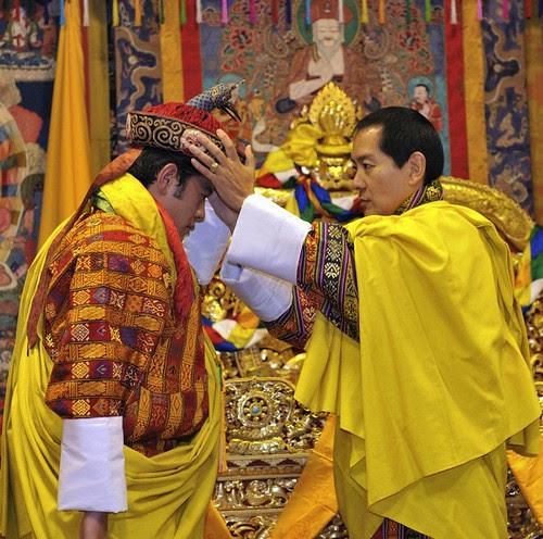 BHUTAN-CORONATION/