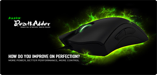 Razer DeathAdder 2013 | Gaming mouse