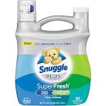 Snuggle Plus Fabric Conditioner, Super Fresh - 95 fl oz