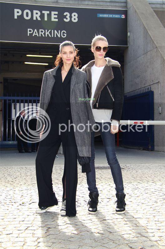 Kati Nescher with Daria Strokous