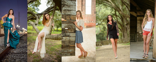 Introducing Our 2015 Senior Models!