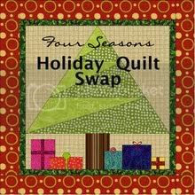 Holiday Quilt  Swap